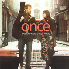 1 CENT CD Once: Music From The Motion Picture OST glen hansard / marketa irglova