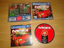 Seag Dearmcast Spiel MSR - Metropolis Street Racer