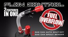 RISK RACING FLOW CONTROL AUTO GAS CAN SHUT-OFF 2IN1 (05-1095)