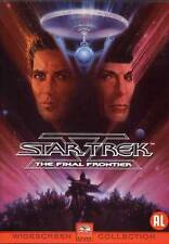 Star Trek V - The Final Frontier (NL-Import) , DVD