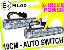 DRL High Power LED Lights Lighting Lamp Part For Nissan Qashqai Serena Sunny