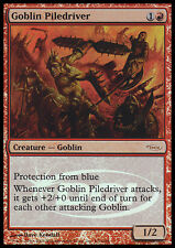 MTG GOBLIN PILEDRIVER FOIL EXC - SCAGLIAORDA GOBLIN - JUDGE - MAGIC