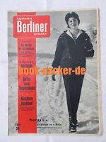 ILLUSTRIERTE BERLINER ZEITSCHRIFT 1959 Nr. 5:Soraya - die Königin von St. Moritz