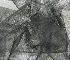 Tulle Netting Dress Fabric 140cm Wide 30 Colour Range 99p Per 1 Metre.