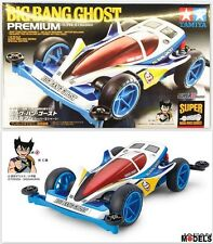 Mini 4wd BIG BANG GHOST Premium (Super 2 Chassis) Tamiya 95282 1/32 New