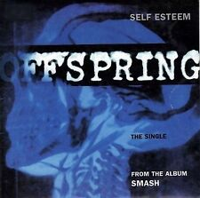 Offspring CD Single Self Esteem - France