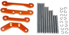 HPI Baja 5b SS * HINGE PINS & BRACES *Front/Rear, Upper/Lower, Suspension Shafts