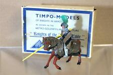 TIMPO TOYS KN 75 SIR AGRAVAINE MTD KNIGHTS of the ROUND TABLE MGM FILM MIB mv