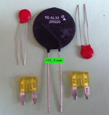 REPAIR KIT B AQUA-RITE  Thermistor SL32 2R025, 2 V150LA2P Varistors, 20A  Fuses