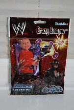 WWE ' SMACKDOWN & UNDERTAKER ' INFLATABLE CRAZY BUMPER 50cm