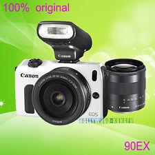 Genuine Original Canon Speedlight Speedlite 90EX Flash for EOS M EOS-M Camera