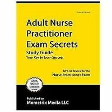Adult Nurse Practitioner Exam Secrets Study Guide : NP Test Review for the...