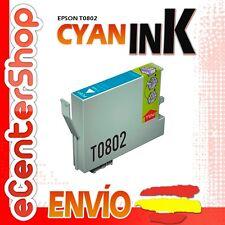Cartucho Tinta Cian / Azul T0802 NON-OEM Epson Stylus Photo PX720WD