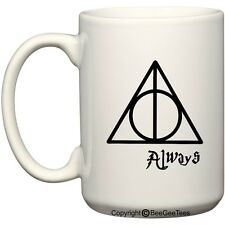Beegeetees Always Harry Potter Coffee Or Tea Cup 15 Oz Mug For Wizards Always-