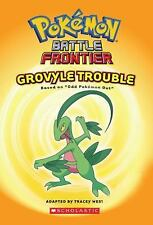 Grovyle Trouble (Pokemon Battle Frontier #3), Tracey West, Good Book