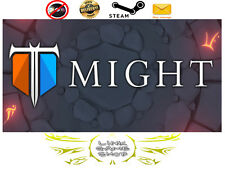 MIGHT PC Digital STEAM KEY - Region Free
