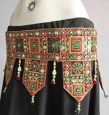 Ethnic Indian Kuchi Rabari Banjara Belt | Belly dance Gypsy Hippie Boho Jewelry