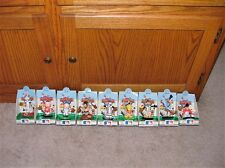 LOONEY TUNE Collector Figurines- American League NEW In Box full set of 9 1990
