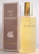 Gloria VANDERBILT EAU DE VANDERBILT 100 ml EDT Spray Neu OVP