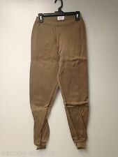 NEW U.S Military Issue Army / USMC Poly Pro Thermal Underwear SMALL S Pants USGI