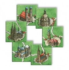 Carcassonne - Cathedrals in Germany / Kathedralen in Deutschland Expansion - NEW