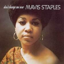Mavis Staples - Don't Change Me Now (CDSX 014)