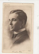 Creighton Hale Actor Vintage Plain Back Card 486a