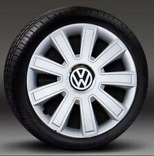 "4x16"" wheel trims, Hub Caps to fit Vw  Sharan,Golf,Passat + free Gift"