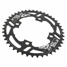 Insight 4-Bolt BMX Chainring 104mm BCD 38T Black
