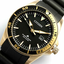 NUOVO CITIZEN PROMASTER ECO-DRIVE DIVER'S 200M WATCH BN0104-09E GARANZIA E BOX