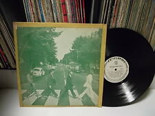 BEATLES - Abbey Road KOREA LP Green CVR
