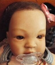 Reborn Baby Shyann Sculpt By Aleina Peterson Artist J Todd 3/4 Limbs