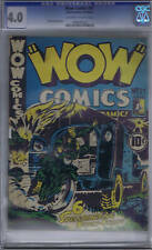 Wow Comics #21 Bell Features CANADIAN EDITION