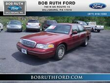 Ford: Crown Victoria LX