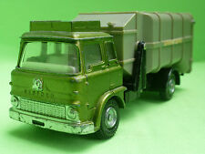 DINKY TOYS  978   BEDFORD  REFUSE WAGON        SELTEN RARE  IN GOOD CONDITION