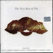 COMMODORES THE VERY BEST OF THE COMMODORES SEALED CD NEW GREATEST HITS