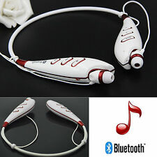 Wireless Stereo Bluetooth Headset Neckband for Apple iPhone 6 6S HTC M9 M8 Nokia