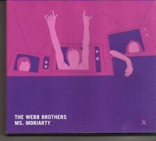 (DP35) The Webb Brothers, Ms. Moriarty - 2003 DJ CD