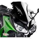 11-15 Kawasaki Z1000SX Ninja 1000 Puig Racing Windscreen Black  5606N