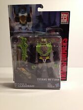 Transformers Titans Return Deluxe Class Furos and Hardhead Action Figure