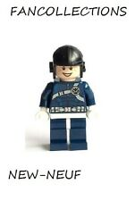 LEGO Minifigure- AGENT DU SHIELD , sh188