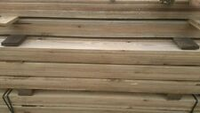 50 X FEATHER EDGE BOARDS  PANELS PRESSURE TREATED 1.8METRE X 125mm FIRST GRADE