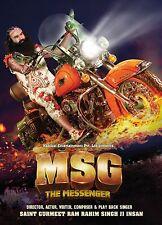 MSG: THE MESSENGER OF GOD (2015) - BOLLYWOOD HINDI MOVIE DVD