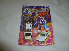 NEW ON CARD GOBOTS PUZZLER JIGSAW FIGURE TONKA 1985 VINTAGE ROBOT TO VEHICLE MOC