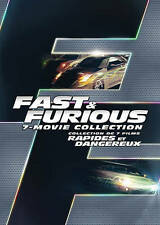Fast and Furious 7-Movie Collection (DVD, 2016, 8-Disc Set)