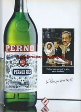 """Pernod """"Give Away The Brie"""" 1993 Magazine Advert #2614"""