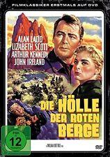 DIE HÖLLE DER ROTEN BERGE - LADD,ALAN/SCOTT,LIZABETH/DIETERLE,WILLIAM  DVD NEU