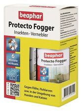 Beaphar Protecto Fogger, 2x75ml (8,66 EUR pro 100 ml)