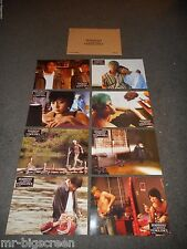 SYMPATHY FOR MR. VENGEANCE - ORIGINAL SET OF 8 FRENCH LOBBY CARDS - 2002