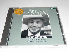 artur rubinstein - music of spain - CD